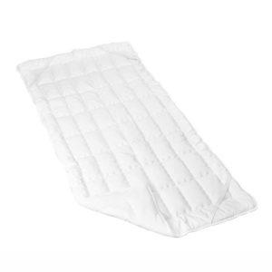 Lyocorn Matratzenauflage vor einem weißen Hintergrund