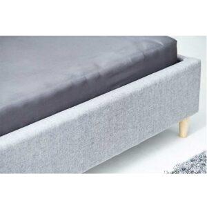 Bett mit dem Matratzenschutz für Allergiker von Sweet Dreams